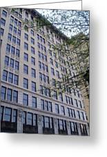Louisville  Buildings 1 Greeting Card
