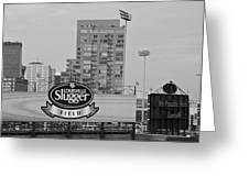 Louisville Slugger Field Greeting Card
