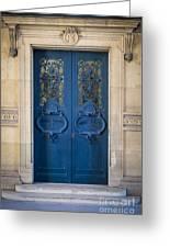 Louvre Doorway - Paris Greeting Card