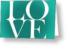 Love 4 Greeting Card