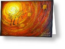 Love And Hope Greeting Card