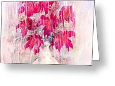 Love And Tears Greeting Card