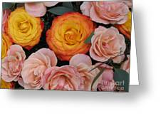 Love Bouquet Greeting Card