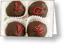 Love Cakes Greeting Card