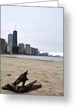 Love Chicago Greeting Card
