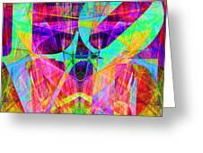Love Fractals 20130707 Greeting Card