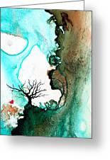 Love Has No Fear - Art By Sharon Cummings Greeting Card