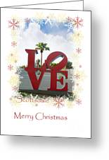 Put A Little Love In Your Heart Greeting Card