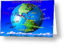 Love Is. . . . Greeting Card