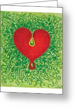 Love Is Always Birthing Anew Greeting Card