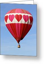 Love Is In The Air Greeting Card by Mike McGlothlen