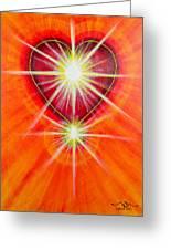 Love Is Light Greeting Card