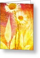 Love Me Tender Gold Greeting Card