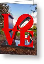 Love New Orleans  Greeting Card
