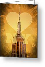 Love New York Greeting Card