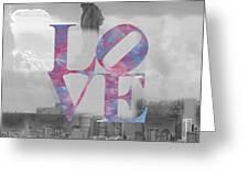 Love - New York City Greeting Card