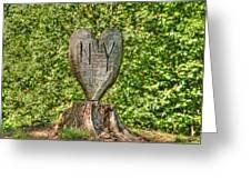 Love Ny Greeting Card