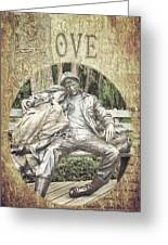 Love Unending Greeting Card