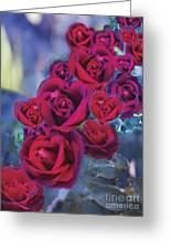 Loveflower Roses Greeting Card