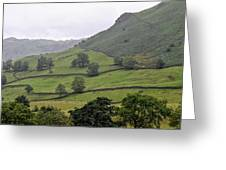 Lovely Lake District  Greeting Card