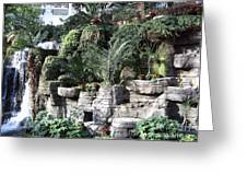 Lovely View Inside The Opryland Hotel In Nashville Tennessee 2009 Greeting Card