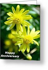 Loving Daisy Couple Greeting Card