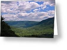 Loving The Laurel Highlands Greeting Card
