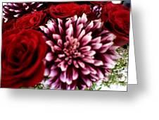 Lovr Flowers Greeting Card