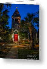 Lowcountry Church Greeting Card