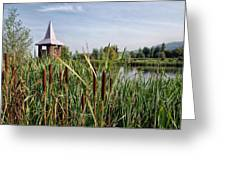 Lower Bruckland Nature Reserve Greeting Card