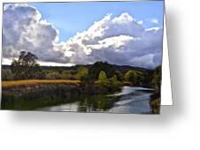Lower Lake  Greeting Card