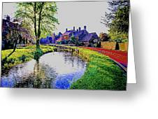 Lower Slaughter 1 Greeting Card