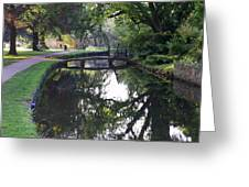 Lower Slaughter 2 Greeting Card