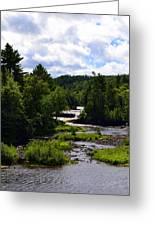 Lower Tahquamenon Falls Ll Greeting Card