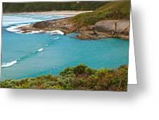 Lowlands Beach 2am-112540 Greeting Card