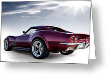 Lt1 Stingray Greeting Card