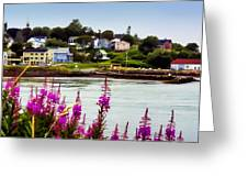Lubec Greeting Card