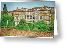 Lucca 03 Greeting Card