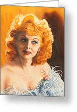 Lucille Desiree Greeting Card