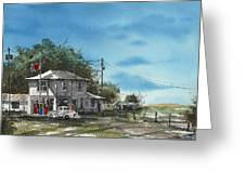 Lucille's On Route 66 Greeting Card