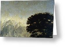 Ludlow Castle, Shropshire Greeting Card