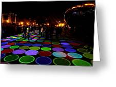 Luminous Field Greeting Card