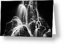 Luminous Waters I Greeting Card