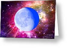 Lunar Magic Greeting Card