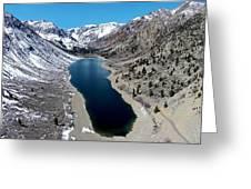 Lundy Lake Greeting Card