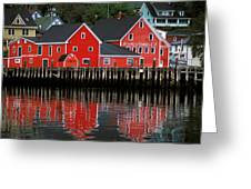 Lunenburg Greeting Card