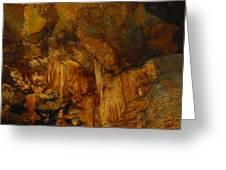 Lura Cavern Greeting Card