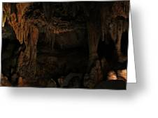 Luray Cavern Greeting Card