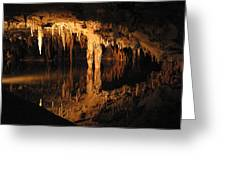 Luray Caverns - 121243 Greeting Card by DC Photographer
