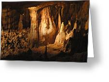 Luray Caverns - 121247 Greeting Card by DC Photographer